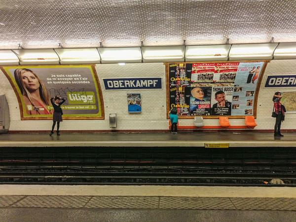 Paris Metro: Oberkampf